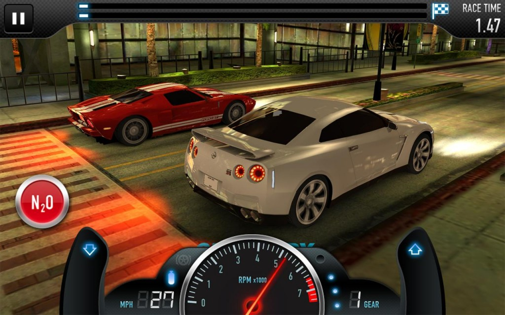 Best 5 Android Racing Games