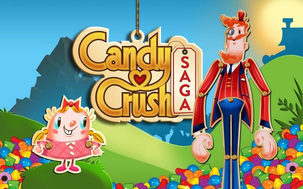 How to Install Candy Crush Saga in Your Personal Computer