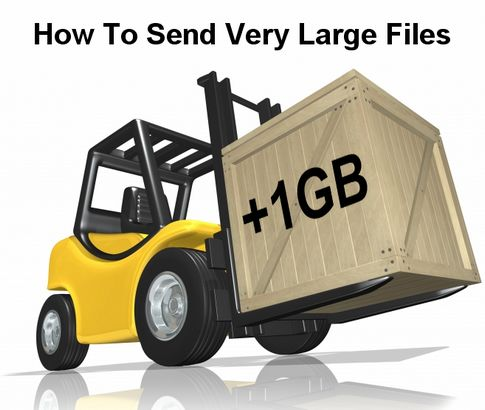 Send Large Files