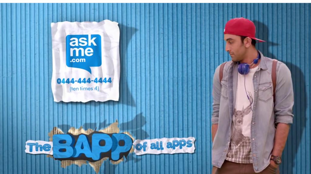 Ask me app