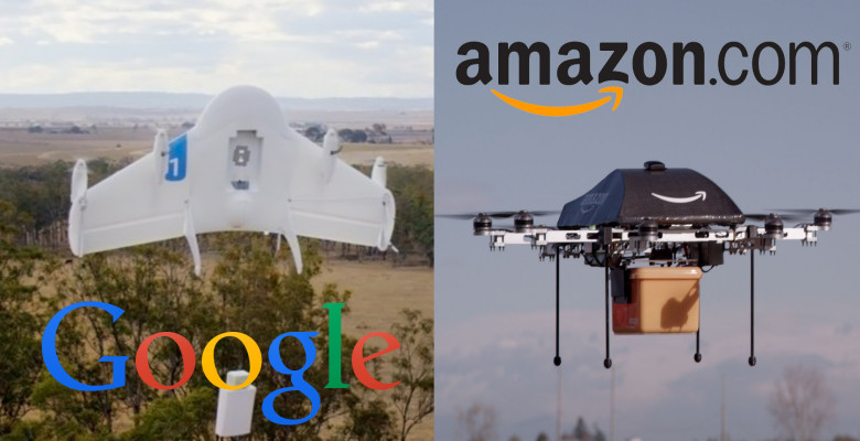 Acknowledge the Features of the flying Vehicles carrying the Goods