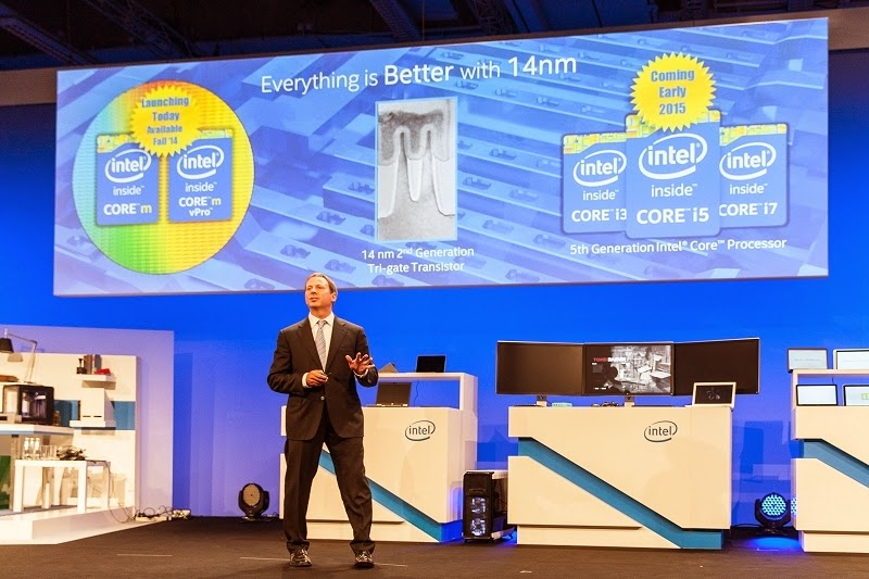 The Core M Chip from Intel Conveys the Beneficial Features for the Dual PCs