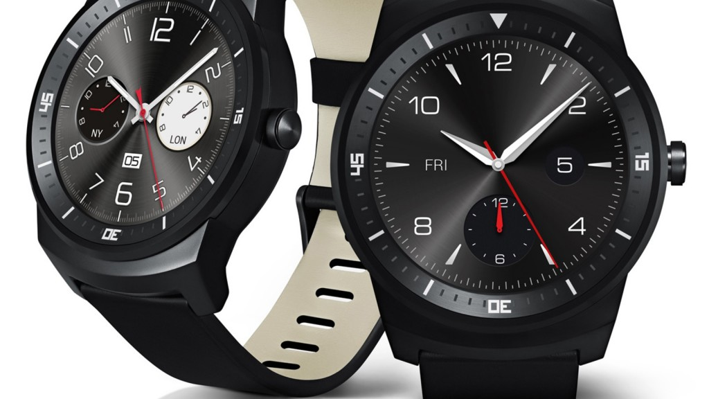 The Mysterious LG G Watch R Is All Ready To Be Announced Officially