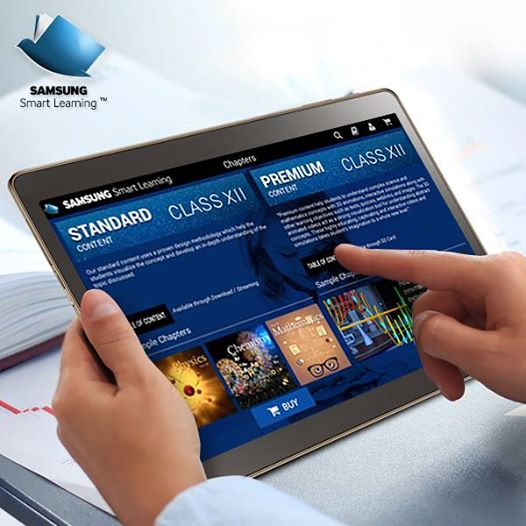 E-learning with Samsung's Digital Education Store
