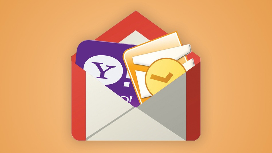 Outlook, Yahoo Apps to be included in the Next Version of the Gmail's Android App