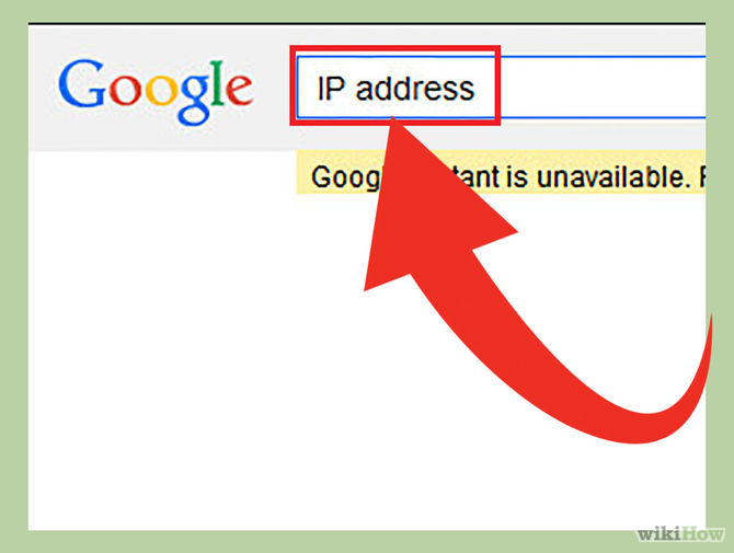 How to find IP address of your PC?