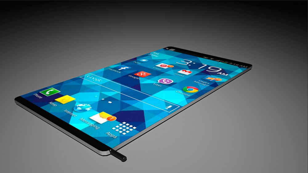 Samsung Galaxy Note 4 -3