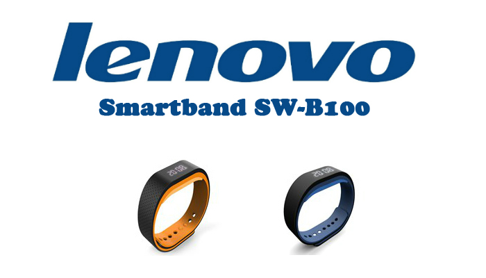 Lenovo Smartband Upcoming!