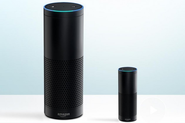 Amazon' Portable Speaker Echo to Answer your Voice Commands