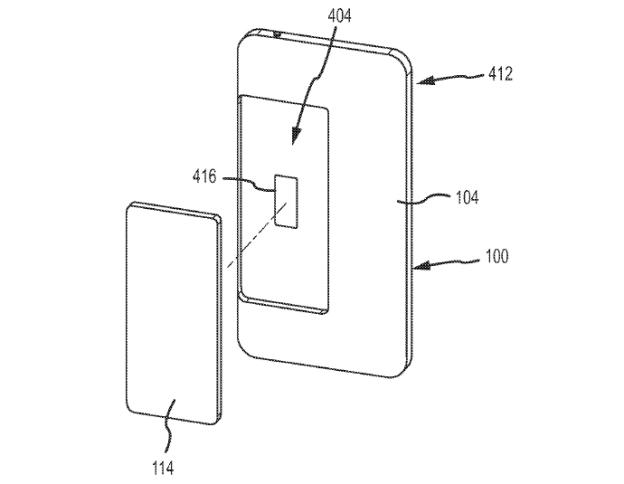iPhone Drop Protection Mechanism 2