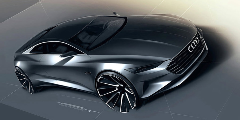 Audi A7 H Tron Flirts With Performance Fuel Cells Tech