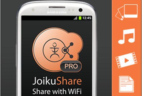 Joikushare app