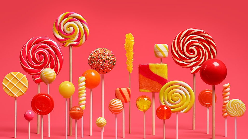 Lollipop Powers Less Than 0.1% Of All Android Devices