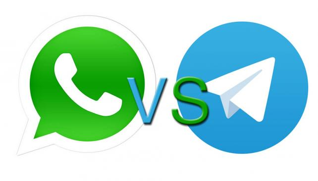 Telegram- Whatsapp Rival