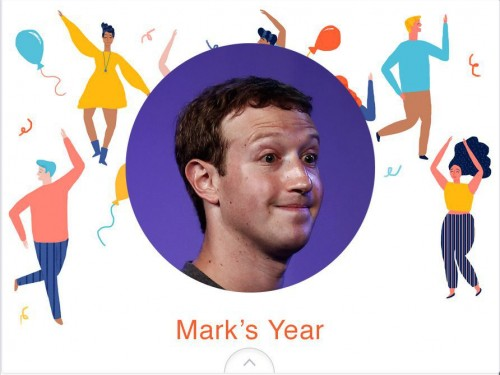 Facebook 'Year in Review' App Not A Treat For All