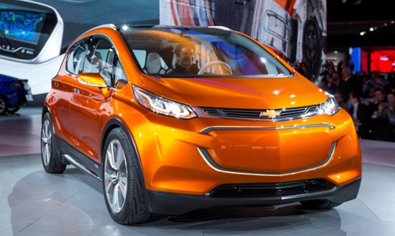 Auto Industry's Future Getting Shaped by EVs, Fuel Cells and Autonomous Driving