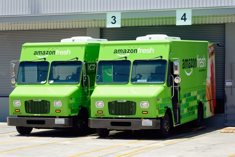Amazon to Curb Warehouse Clutter through Installation of 3D Printers on the Trucks