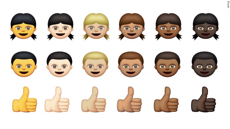 Emojis Get Real in New iOS