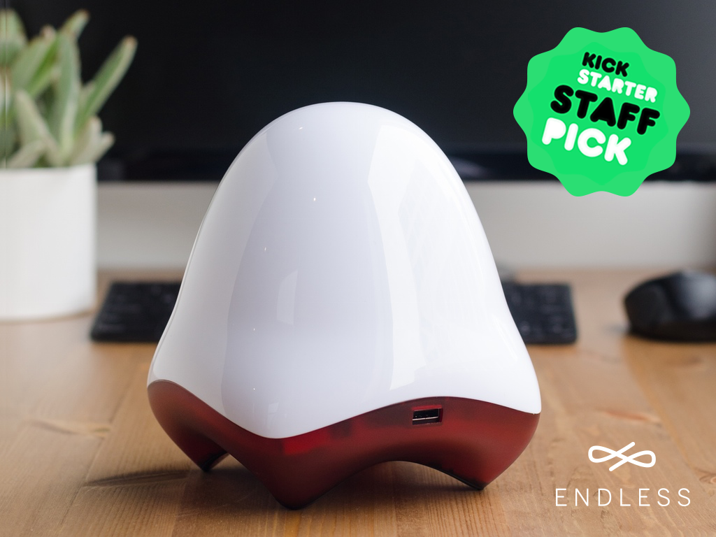 Endless Kickstarter Project Wants To Make an Affordable Computer