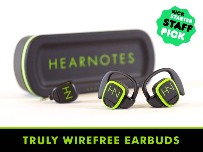 HearNotes Wireless Earbuds