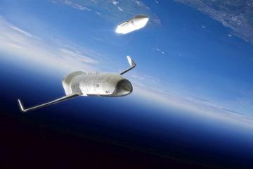 XS-1 space plane