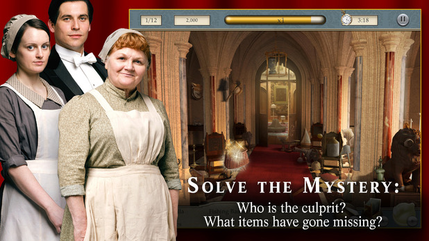 No More Shooting Now Begin 'Searching' with Downtown Abbey Game