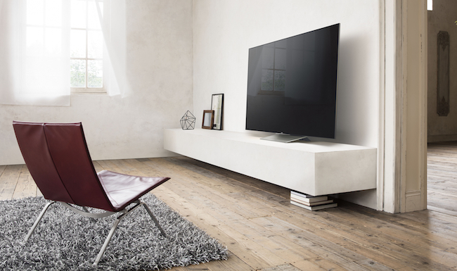 sony unveils surprising new 4k hdr tv range tech lasers. Black Bedroom Furniture Sets. Home Design Ideas