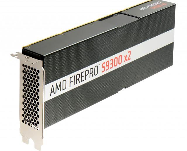 AMD Announces new Dual-GPU FirePro S9300 x2 Designed for Scientific Computing