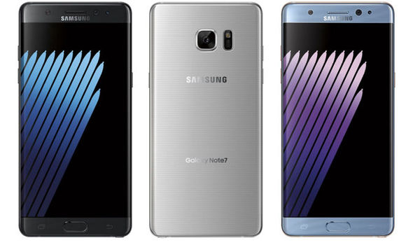 Samsung Galaxy Note 7 Leak Reveals Awesome New Look