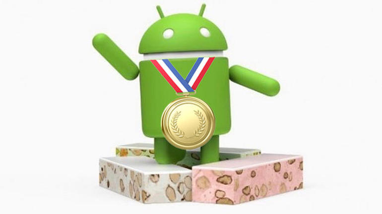Android Nougat Leaps Ahead of iOS 10