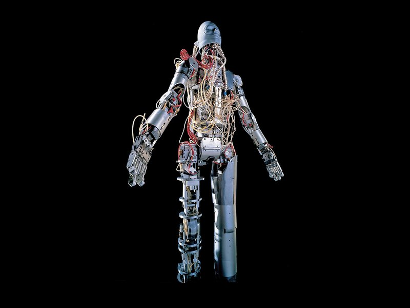 NASA Fantastic 1960's Robot is Up for Auction
