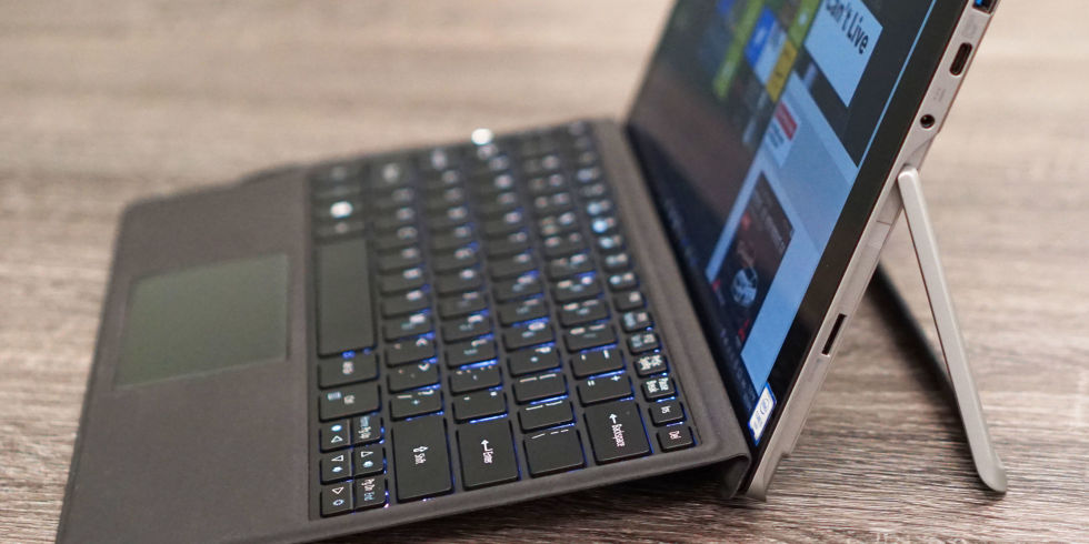 The Acer Switch Alpha 12 Best Two in One Notebook