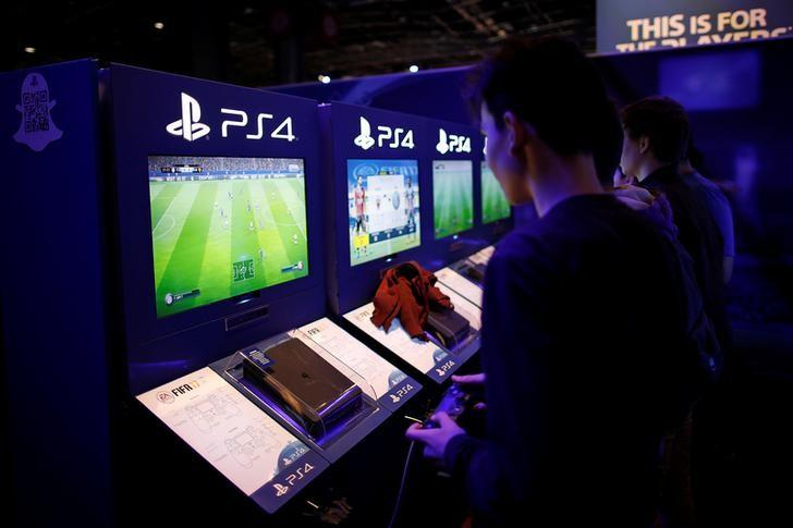 Sony to Release Six Smartphone Games to Accelerate Mobile Drive
