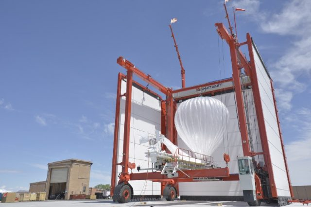 Google Hails Net Balloon 'Breakthrough'