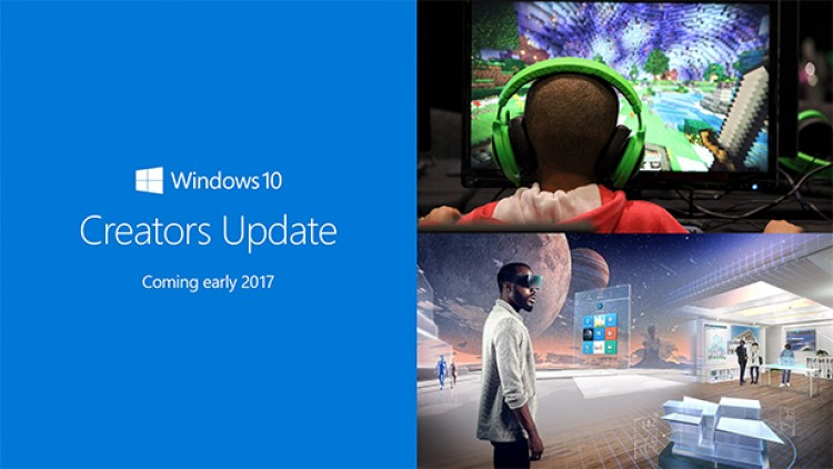 Windows 10 Creators Update to rollout from April 11