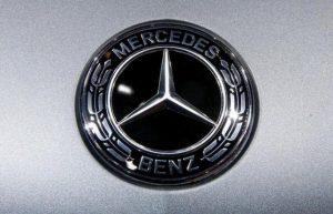 Mercedes Self Driving Car