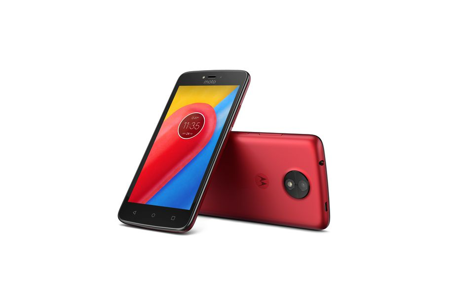 Lenovo's  Moto C phone starts at $97