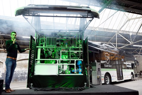 How to Use Formic Acid to Power a Bus