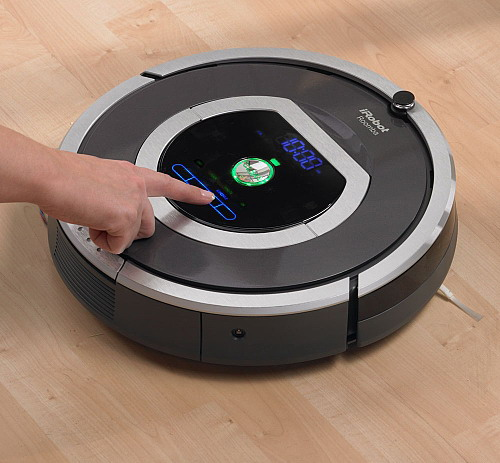 Smart way to build a low-budget Roomba