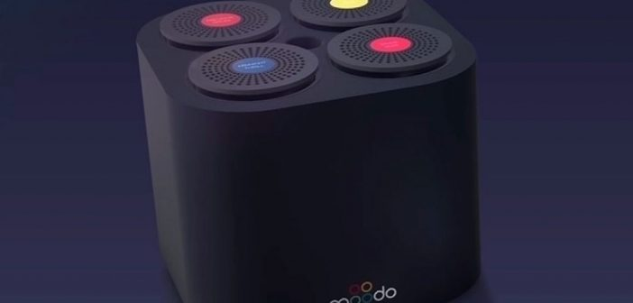 Moodo Smart Home Fragrance Box to make your home smell nice and alleviate your mood