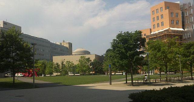 Touring Boston's best tech schools